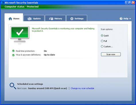 essential antivirus full version microsoft security essentials download