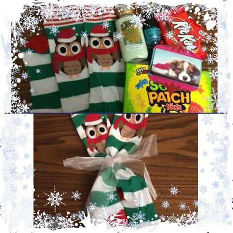 sock gift exchange sock exchange holidays socks gifts and gift