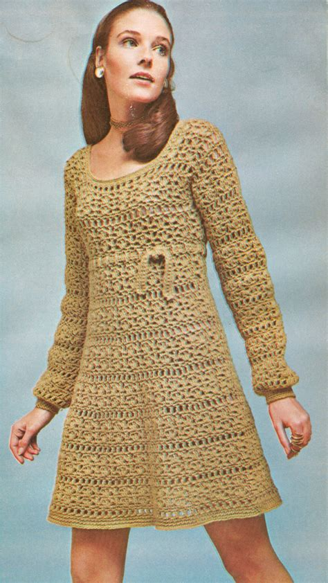 pattern crochet for dress christening crochet dress free pattern vintage crochet
