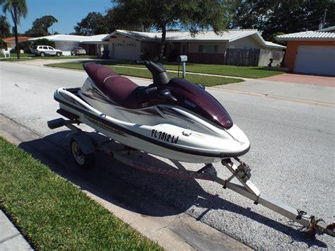 yamaha waverunner for sale 2000 used yamaha waverunner xl 800 high performance boat