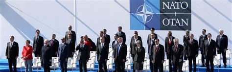 Nato Essay by Why Nato Has A Time Committing