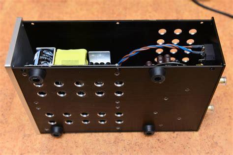 bygging av ncore forsterker 2x nc400 smps600