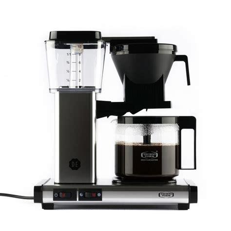 koffiezetapparaat de punten douwe egberts moccamaster koffiezetapparaat blokker