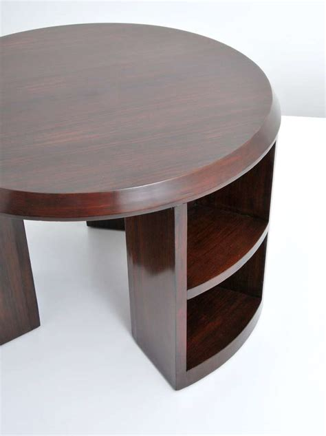 Leons Coffee Tables Emile Bouchet Deco Coffee Table For Sale At 1stdibs