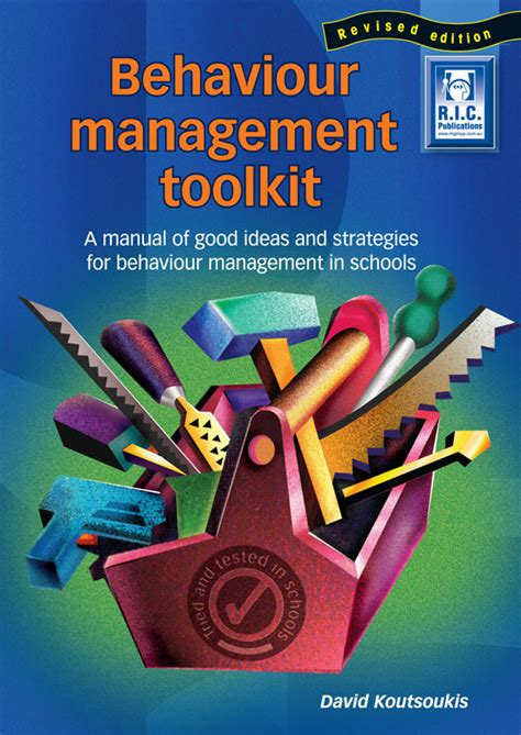 behaviour management toolkit r i c publications