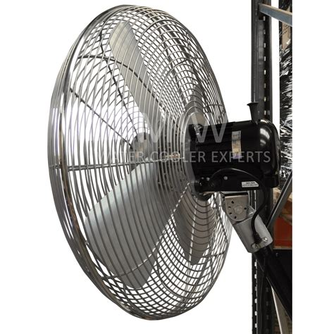 wall mounted cooling fans kwp 2460 110v wall mounted oscillating industrial fan test