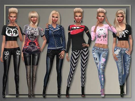 Laquita Blouse 24 best sims 4 cc images on sims cc sims and