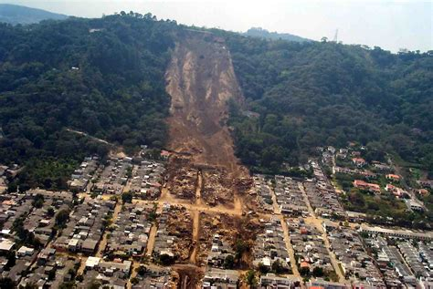 The Landslide by Washington State Tragedy What Causes Landslides