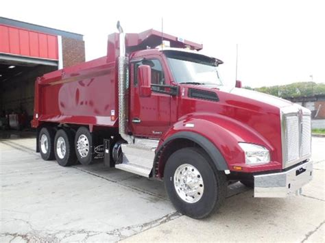 kw t880 for new 2017 kenworth t880 dump truck for sale 387811