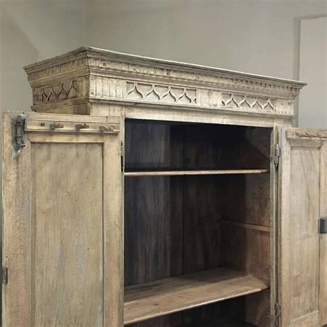 swedish armoire swedish armoire stripped oak hand carved neoclassical