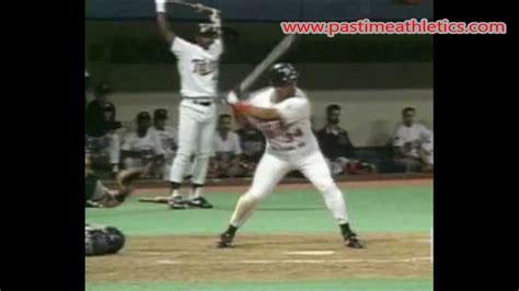 pro baseball swing slow motion kirby puckett slow motion baseball swing hitting