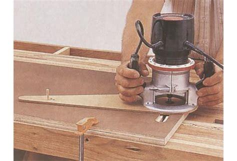 trammel woodworking router trammel