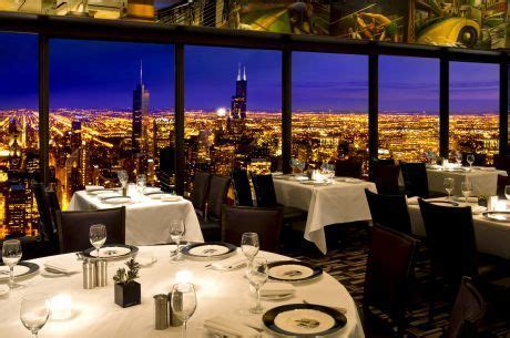The Signature Room at the 95th in the John Hancock Tower