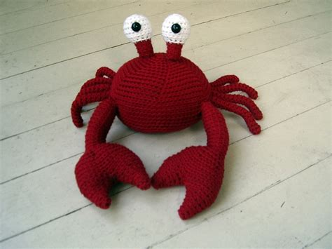 crab knitting pattern 17 best images about craft learn to crochet on
