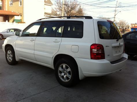 Used Toyota Highlanders For Sale Used Toyota Highlander Sport Utility For Sale In Staten