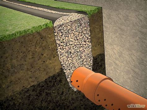 17 best ideas about french drain on pinterest drainage solutions yard drainage and rainwater
