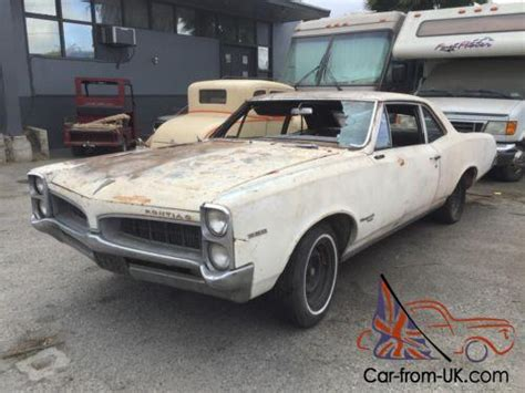 mustang gto for sale pontiac 1967 tempest same lemans gto classic