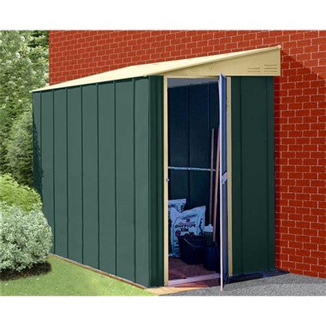 shedswarehouse madrid 4ft x 6ft premier lean to