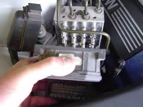 abs module repair bmw