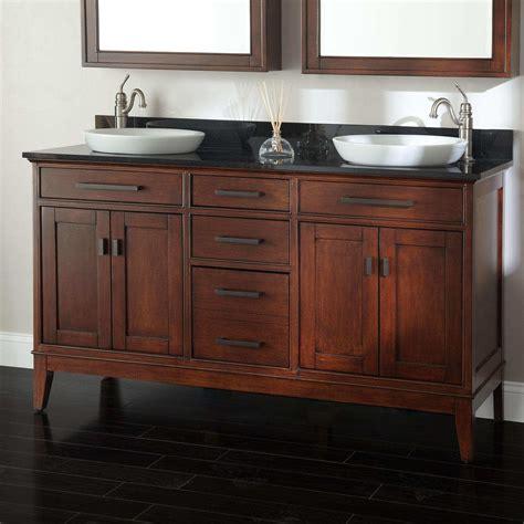 rough  vanity double sink  homy design