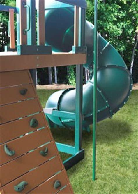turbo swing installation 5 ft turbo tube slide multiple colors