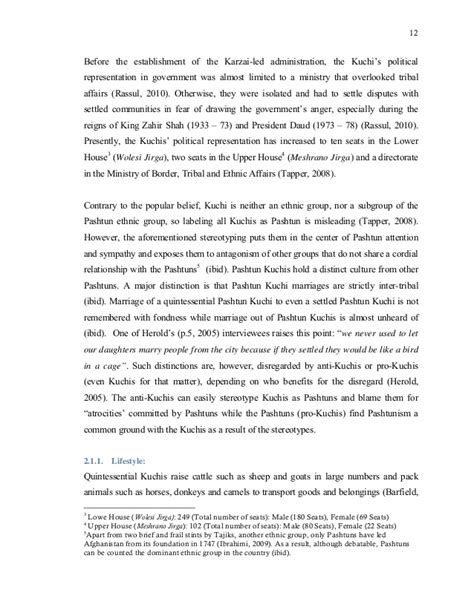 Zahir Tribal Limited the kuchi hazara land dispute conflicts an endless