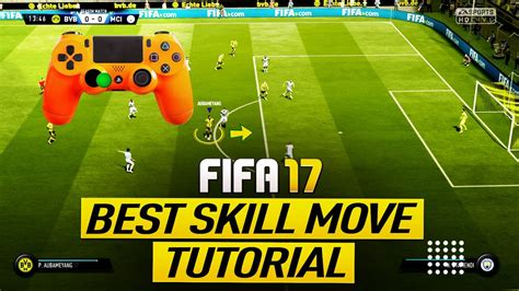 17 Best Images About fifa 17 best skill move tutorial how to get better at