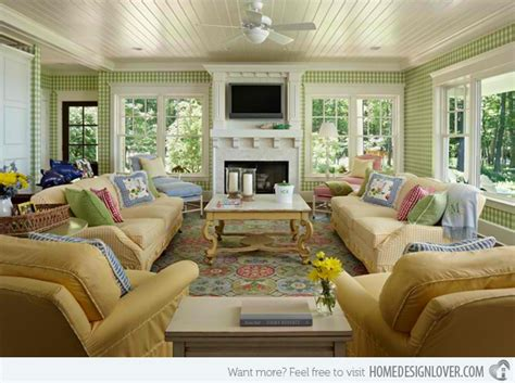 country cottage living room decorating ideas 15 homey country cottage decorating ideas for living rooms decoration for house