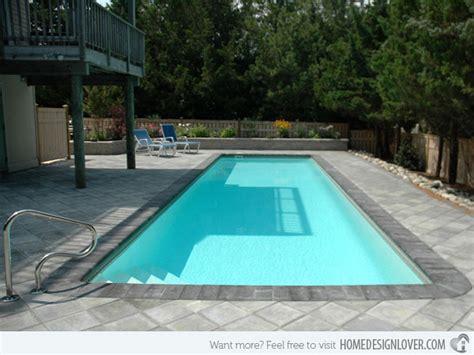lap pool designs 15 fascinating lap pool designs home design lover