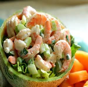 how to make shrimp salad