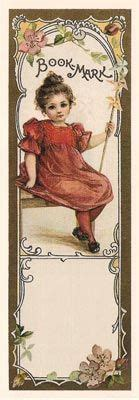 printable victorian bookmarks 1000 images about printable bookmarks on pinterest