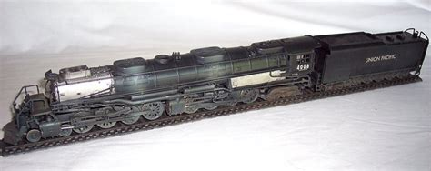 Revell Big Boy Locomotive revell germany big boy locomotive july 2015 finescale