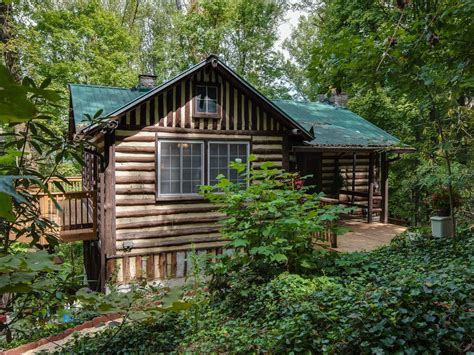 Cabin In The Woods Review by World Swiss Cabin Nestled In The Woods Vrbo