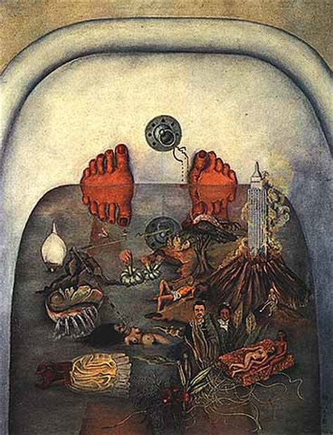 frida kahlo bathtub what the water gave me frida kahlo