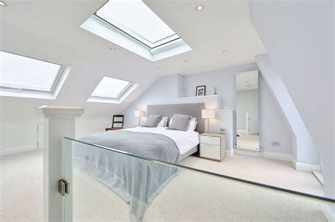 bedroom l ideas 25 best ideas about loft conversions on attic