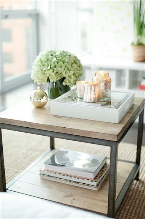 How To Style A Coffee Table | how to style your coffee table for summer rachel s lookbook