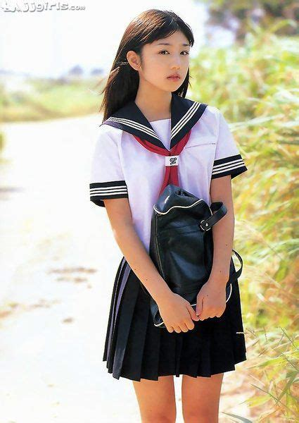 japanese schoolgirl uniform a sailor fuku is the traditional uniform of japanese