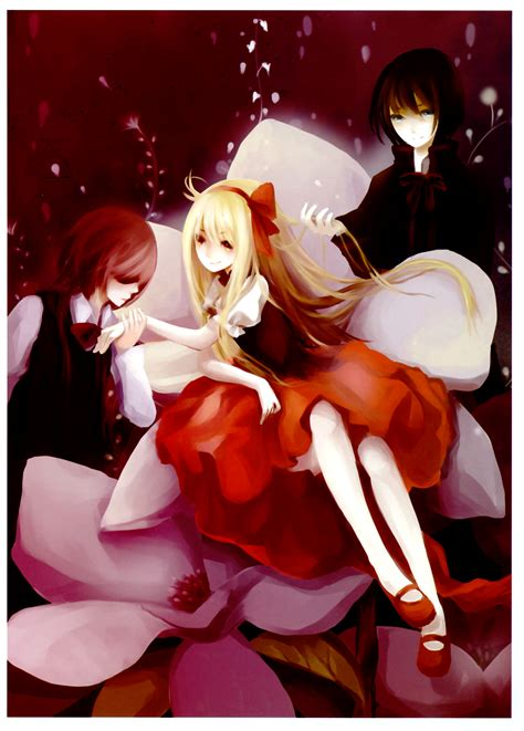A Anime And by Thumbelina Zerochan Anime Image Board