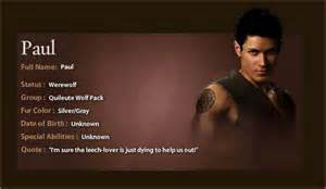 New moon character graphics 187 paul 1