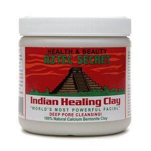 Bentonite Clay Detox Gnc by Aztec Secret Indian Healing Clay Drugstore