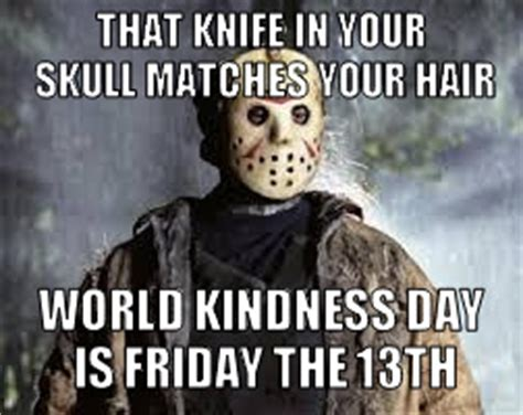 Friday The 13 Meme - happy friday the 13th miscellaneous yugioh card maker