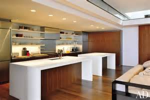 modern kitchen by peter gluck and partners architects