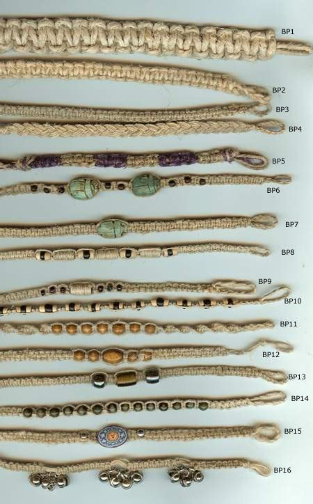 Hemp Stitches - hemp jewelry designs image search results