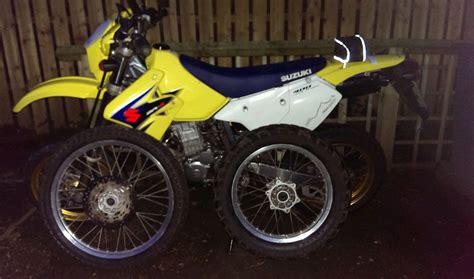 Suzuki Drz Wheels 2007 Suzuki Drz 400 Sk7 Yellow Supermoto Conversion Plus