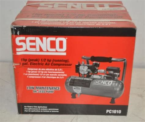 senco pc1010 electric air compressor ebay