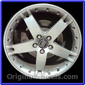 volvo s40 bolt pattern oem 2006 volvo 40 series rims used factory wheels from