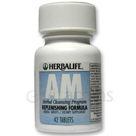 Herbalife 21 Day Detox Reviews by Herbalife Am Herbal Cleansing Formula 42 Tablets