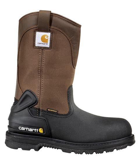 River Boots Safety 01 carhartt boots 11 inch insulated safety toe work boot