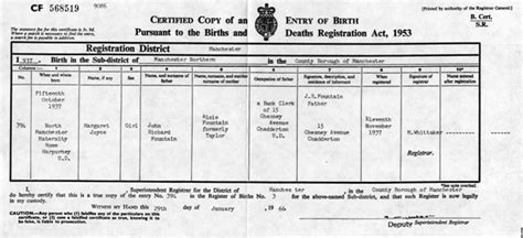 Birth Records Uk Locate Ancestors With Uk Vital Records