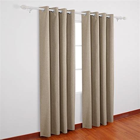 curtain insulation fabric deconovo thermal insulated blackout curtain heavy fabric